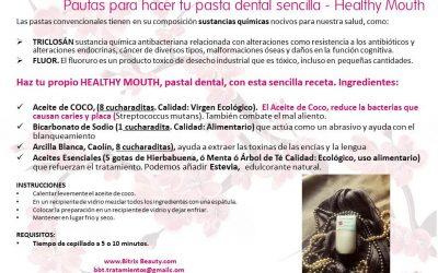 Prepara tu Crema Dental con la ayuda de BBT