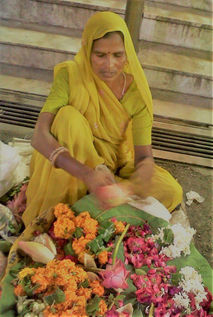 India se viste de flores, aromas y belleza