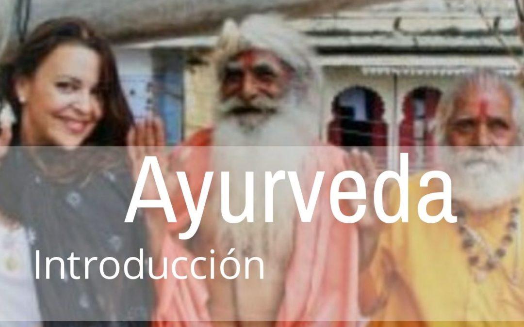 Curso de Iniciación al AYURVEDA. Programa 2021-22